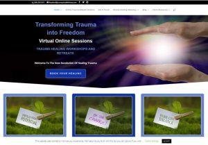 Journey Into Wellness website