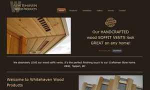 Whitehaven Wood Products