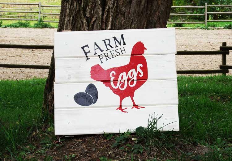 Farm Sign - Adobe Illustrator
