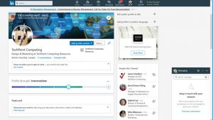 TechPoint LinkedIn