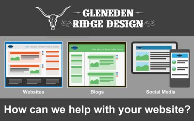 How can we help with your website?