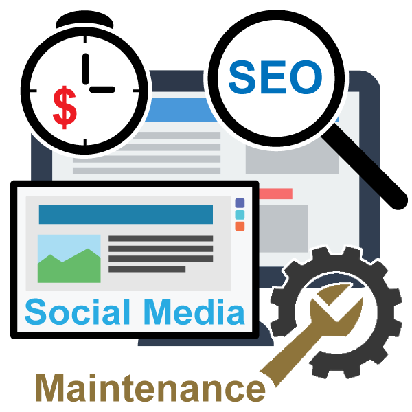 website seo and maintenance services