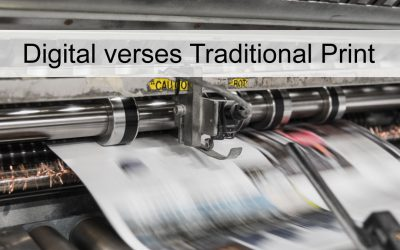 Digital verses lithographic print: how do they compare?