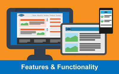 Features & Functionality: Options for your website