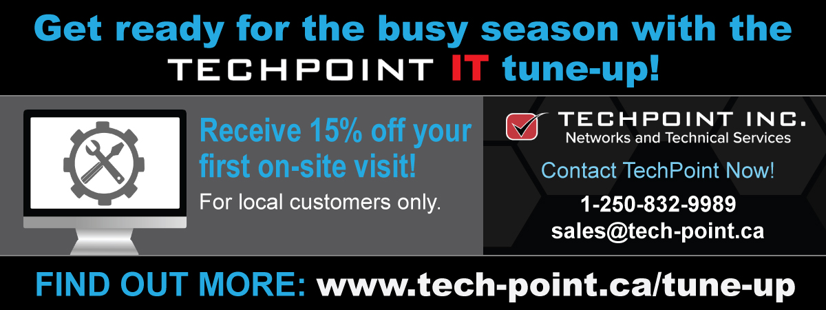 Get ready for the busy season with the TechPoint IT tune-up
