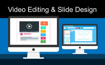 Video Editing and Slide Design Services