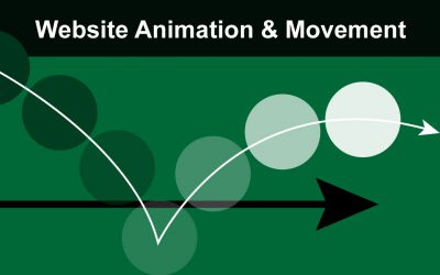 Website animation; where to draw the line