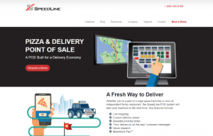 SpeedLine Solutions Inc.